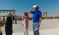 Mixed-Reality at Persepolis